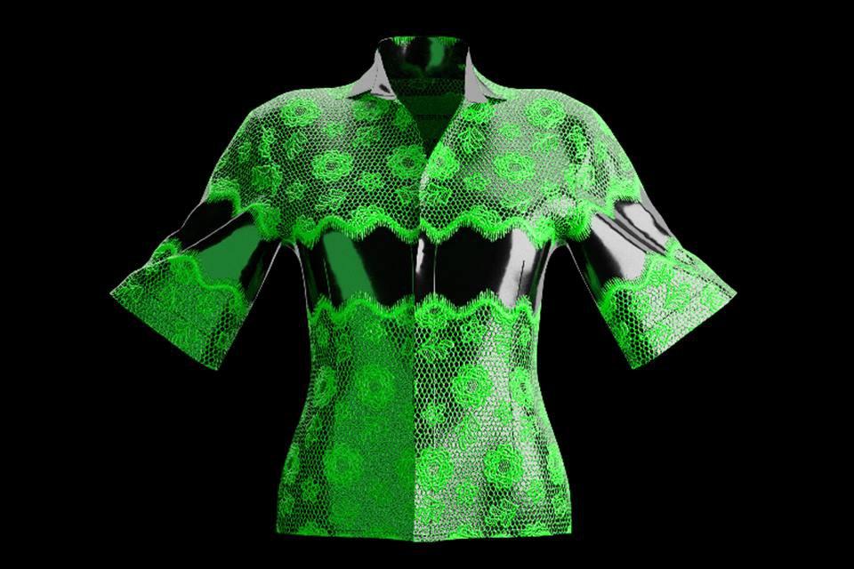 Camisa Zezy verde