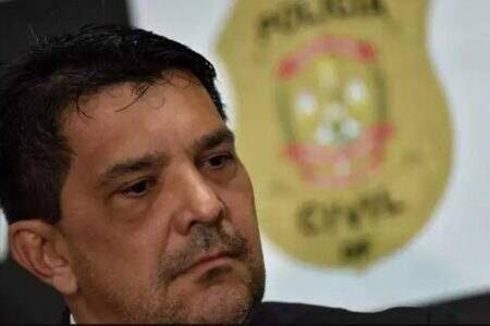 Robson Cândido, diretor-geral da PCDF