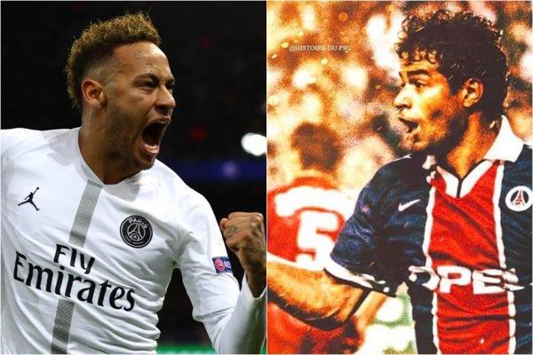 Neymar e Raí