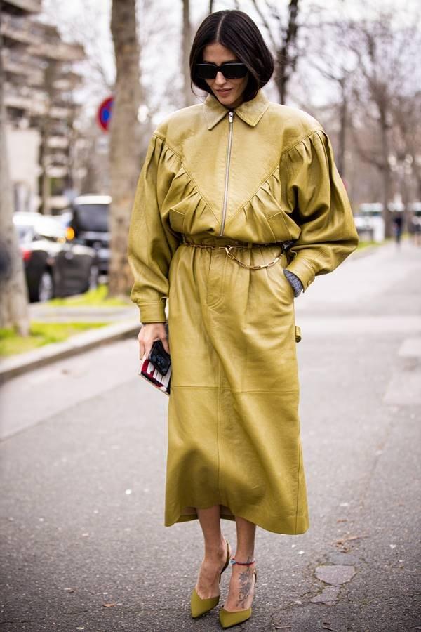 Street style em Paris
