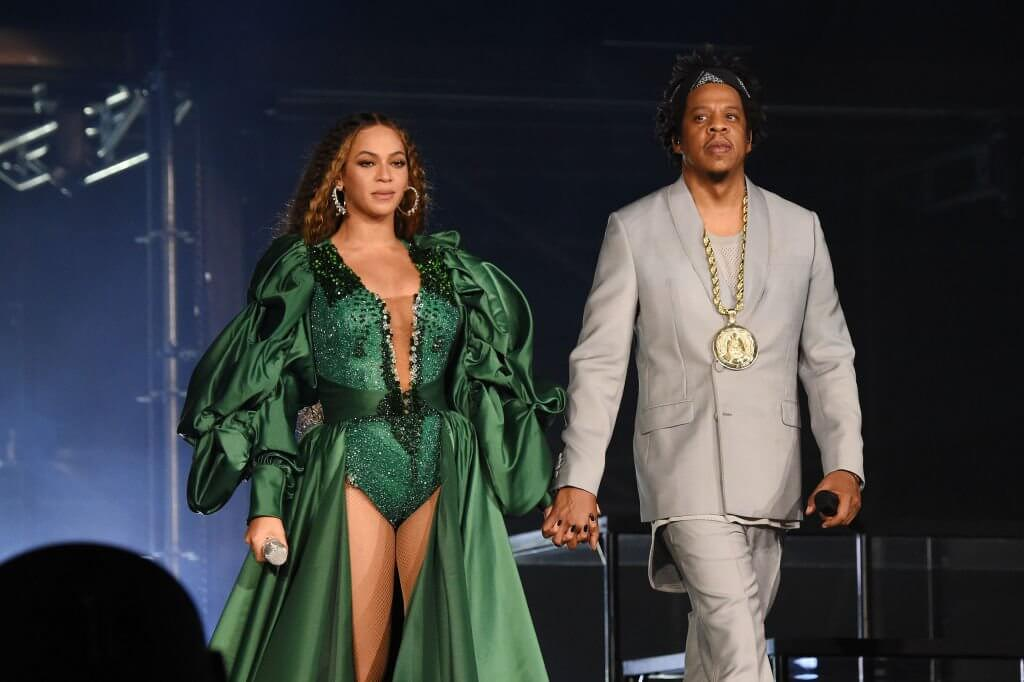 Beyonce e JayZ