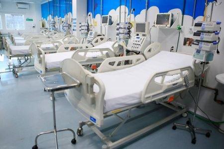 DF ativa 20 novos leitos de UTI para pacientes com Covid-19