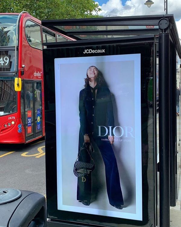 Campanha Dior