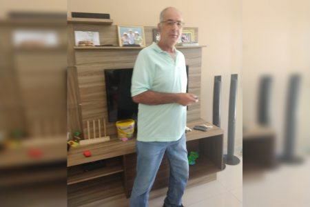 Waldemar Maciel Mendes, desaparecido