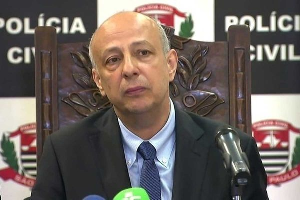 Delegado-geral Ruy Ferraz Fontes