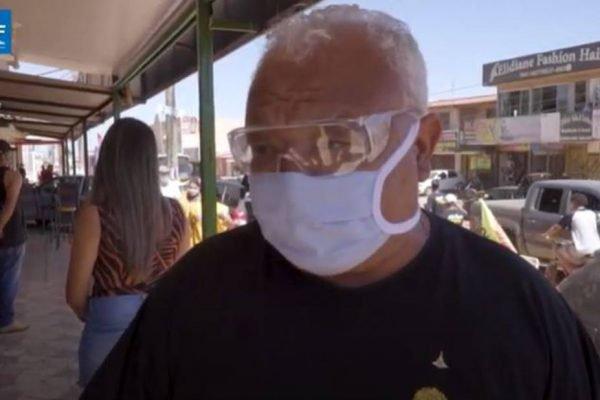 Administrador do Sol Nascente/Pôr do Sol, José Goudim Carneiro