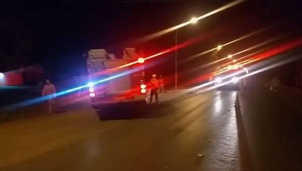 Pedestre morre após ser atropelado na DF-128, em Planaltina