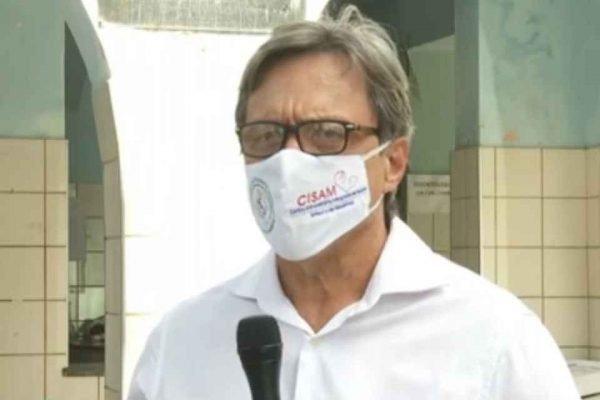 médico Olímpio Barbosa de Moraes Filho, responsável pelo aborto da menina de 10 anos em Recife