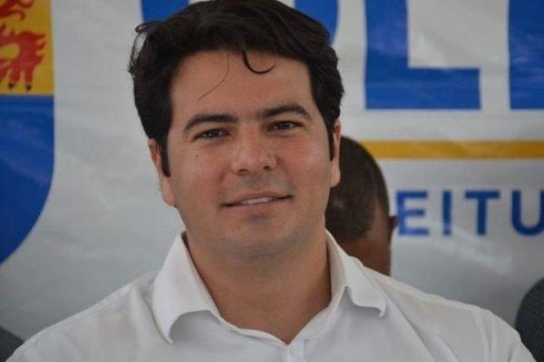 vice-prefeito de Olinda (PE), Márcio Botelho, vítima de um sequestro-relâmpago na noite dessa terça-feira