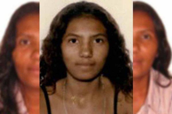 Rúbia - mulher encontrada morta no DF