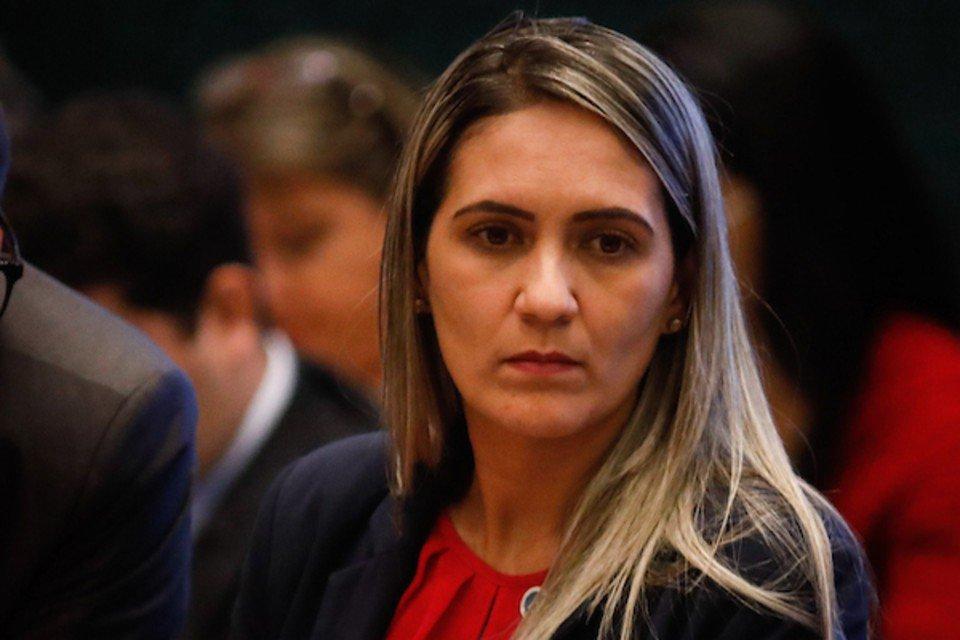 Deputada distrital Jaqueline Silva