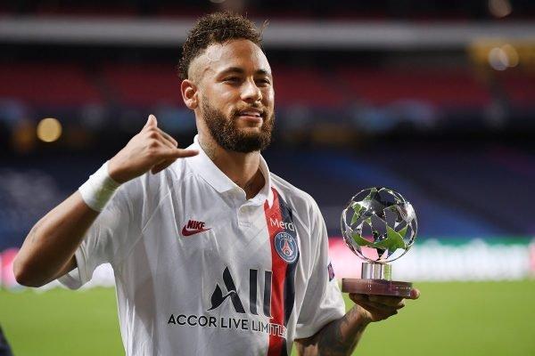 Neymar PSG melhor em campo