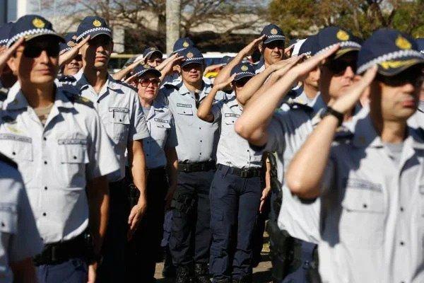 Policiais Militares do DF