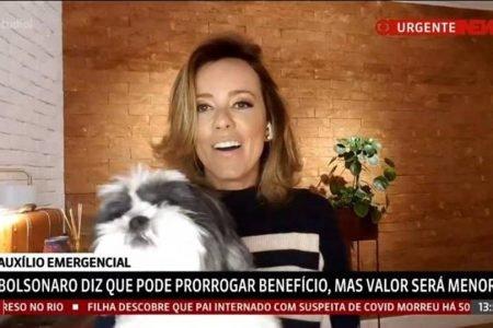 Natuza Nery na Globonews