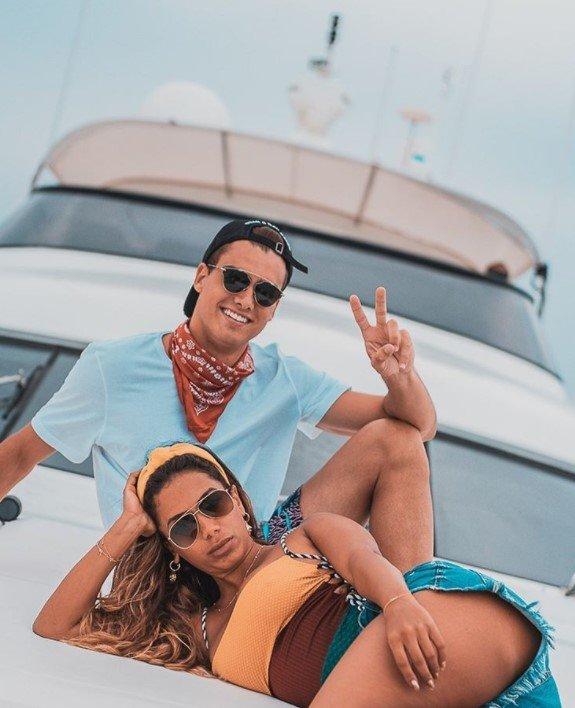 Rodrigo Guth e Anitta