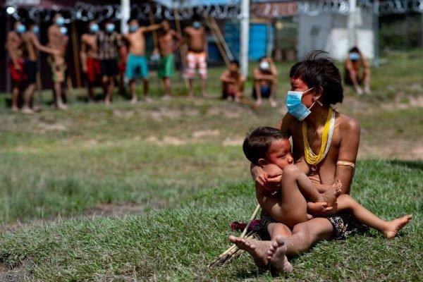 indigenas e coronavirus
