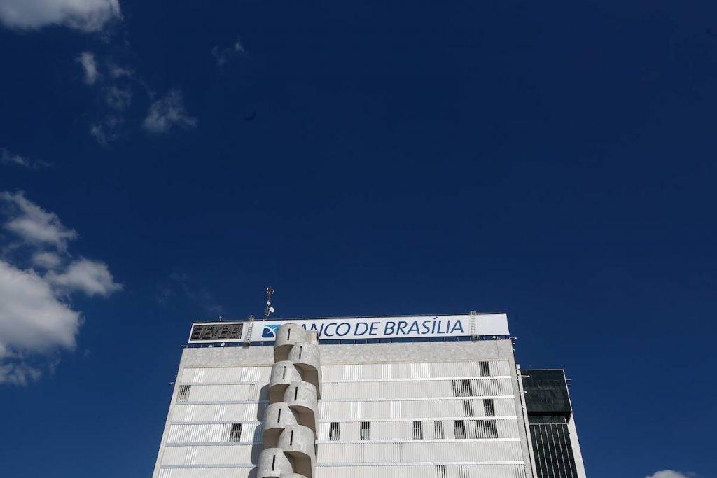 Prédio do BRB no Setor Bancário Sul, em Brasília