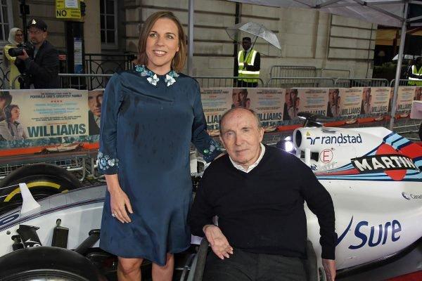 Claire e Frank Williams