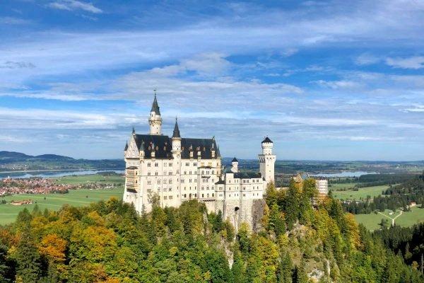Castelo de Neuschwanstein, Alemanha