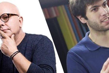Marcelo Tas e Caio Coppola