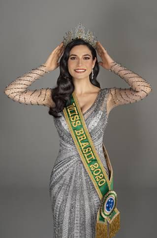 Júlia Gama, Miss Brasil 2020