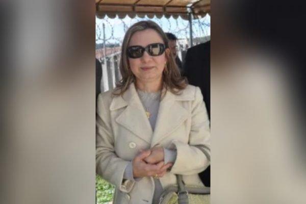 A juíza Inês Marchalek Zarpelon, acusada de racismo após citar a raça ao condenar um homem à prisão