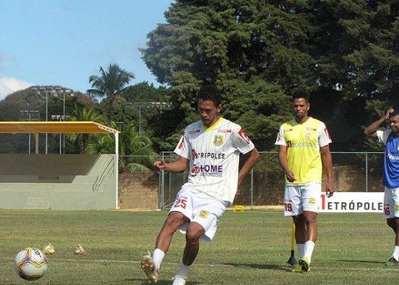Treino Brasiliense FC