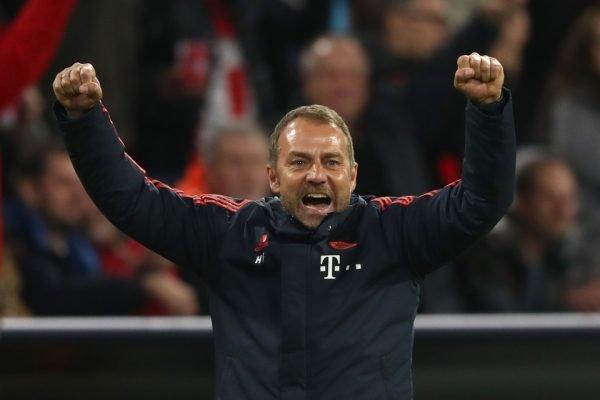 Hans Flick Bayern de Munique