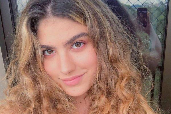 Selfie de Giovanna Grigio