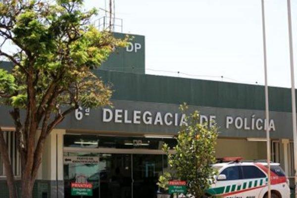 Fachada da 6ª Delegacia de Polícia - Paranoá