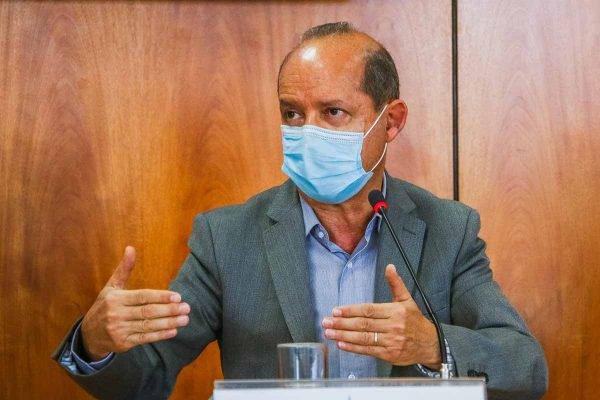Eduardo Hage Carmo, subsecretário de Vigilância à Saúde
