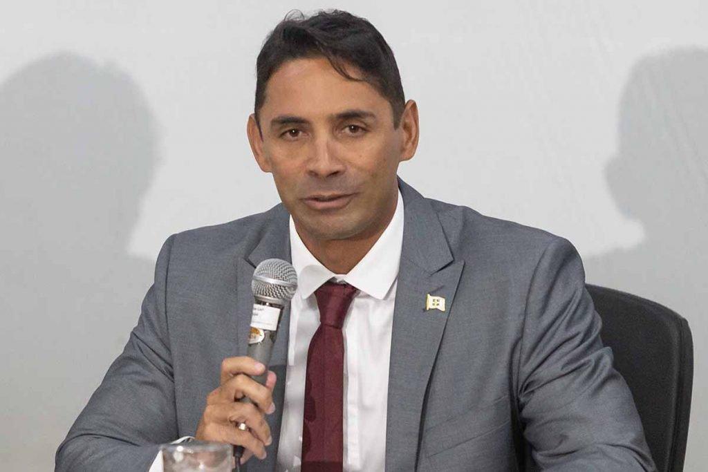 Ricardo Tavares Mendes, ex-secretário adjunto de Assistência à Saúde