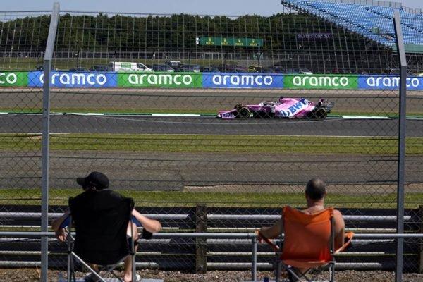 Público na Fórmula 1