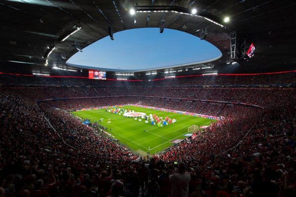 Torcida do Bayern de Munique