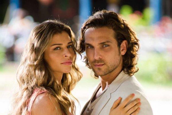 Grazi e Igor Rickli - Ester e Alberto