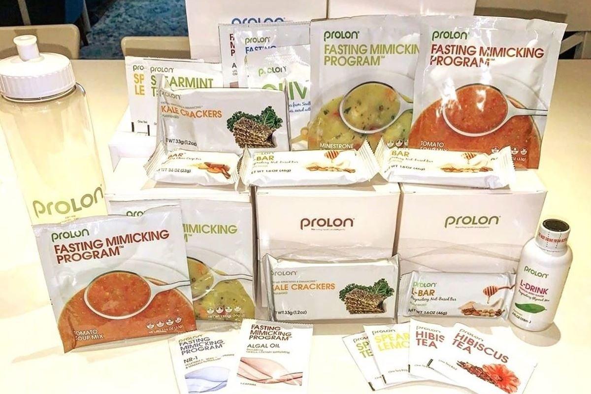 Box Dieta Prolon