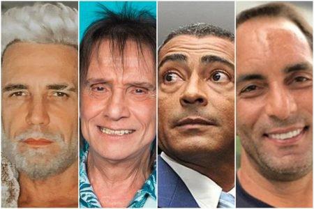 Latino, Roberto Carlos, Romário e Edmundo