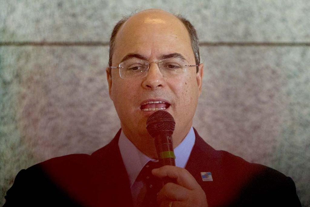 STJ determina afastamento de Wilson Witzel do governo do Rio