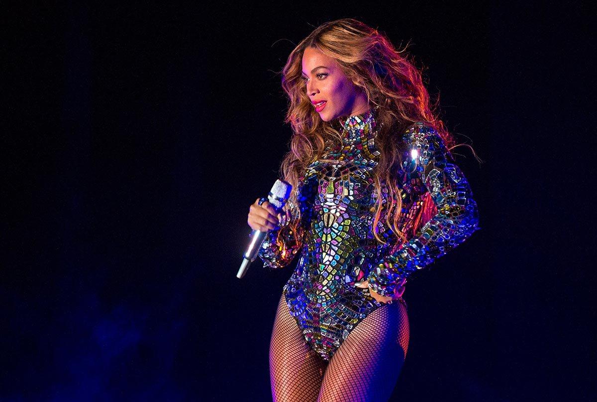 Beyonce MTV