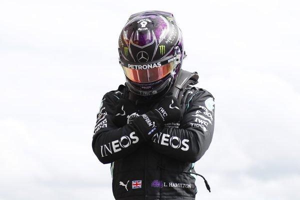 Lewis Hamilton Chadwick