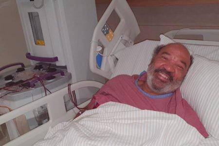 Mário Lisboa Theodoro passa port ratamento inédito para tratar câncer