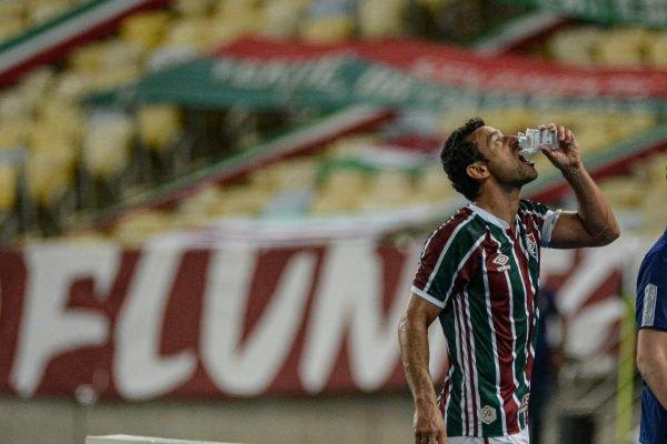 Fred marca pelo Fluminense contra o Vasco