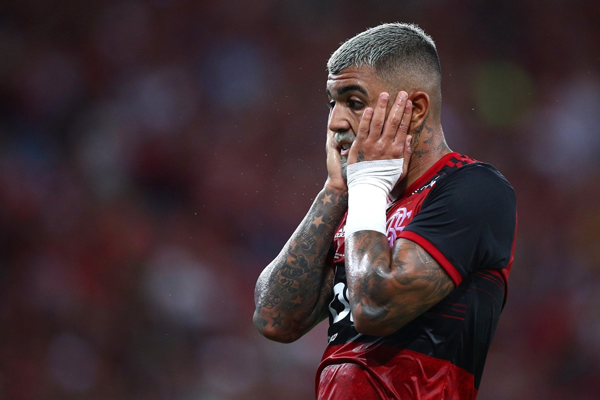Gabigol não se recupera e desfalca o Flamengo contra o São ...