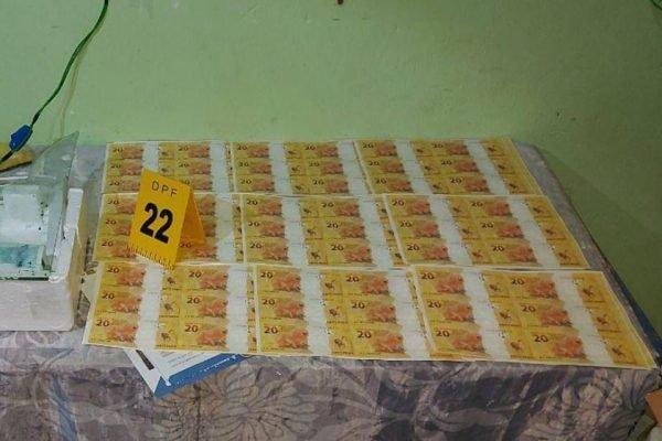 PF estoura laboratório que fabricava notas de R$ 200