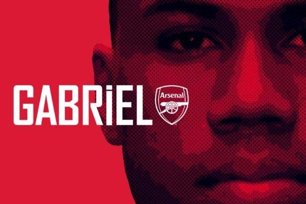 Gabriel Magalhães Arsenal