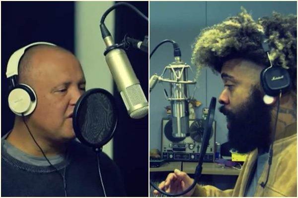 DJ Regis e Thiago Jamelão