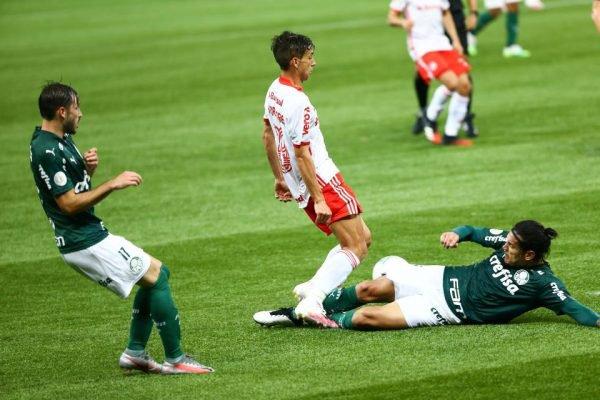 Palmeiras empata com o Inter