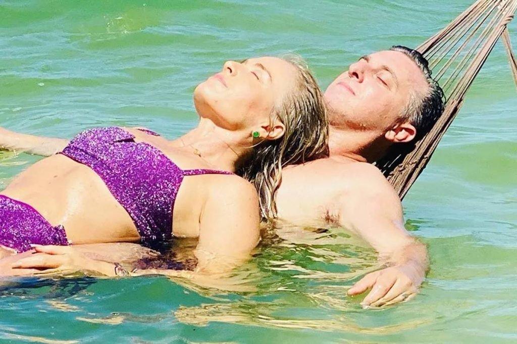 Angélica e Luciano Huck