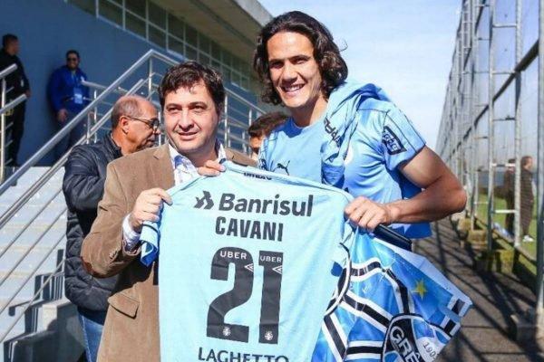 Cavani Grêmio