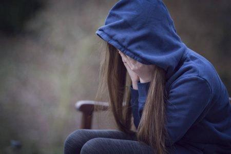 adolescente depressão